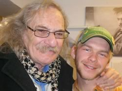 Jack Hirschman and Jon Turner